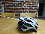 Specialized Cycling Helmet from the side